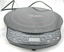 Nuwave 2 Precision Induction Electric Portable Cooktop Model 30141 Works