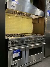 Viking VGR7486GSS Pro style Series 7 Stainless Range 48 All Gas Built in