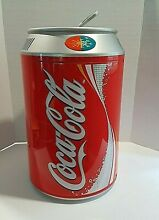 Coca Cola Thermoelectric Cooler Warmer Mini Fridge Car Home Office DC Only