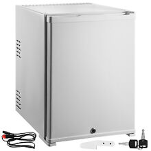 1cu ft Absorption Mini Fridge Compact 12V Single Door No Freon Office Hotel Bar