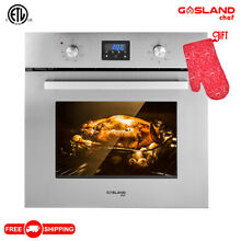 Gasland chef ES609DS 24  Built in Single Wall Oven with 9 Cooking Function