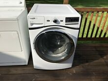 Whirlpool duet front load washer For Parts Or Repair