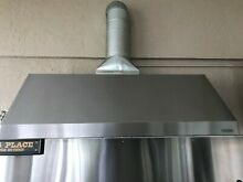 Vent A Hood 52 Inch 1200 CFM Professional Wall Mount Range Hood Stainless Steel