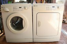 Maytag used stackable washer and dryer for motorhome