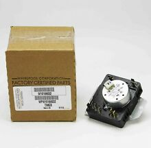 W10186032 Whirlpool Kenmore Dryer Timer WPW10186032 PS11749835 OEM New in box