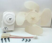 W10124096   Condensor Fan Motor for Whirpool Refrigerator