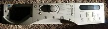 USED Kenmore Elite He3t washer control panel   interface W10319809