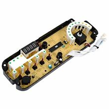 HAIER Washing Machine Front Control Board  Genuine Part Number 0024000044