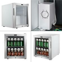 19 in  62  12 oz  can cooler 1 6 cu  ft  mini refrigerator in white with l