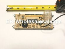 GE Oven Range Control Board WB27K5168 191D1232P001 FAST SHIPPING