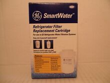 Genuine GE SmartWater MWF Refrigerator Filter Replacement Cartridge  NEW in box