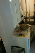 Washer and dryer ge