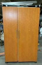 Viking DFSB483 48 Inch Built in Side by Side Refrigerator