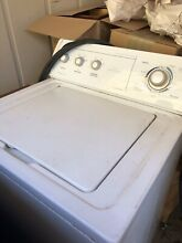 Whirlpool Clothes Washing Machine Only