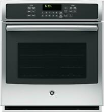 GE Profile Series PK7000SFSS 27  Electric Built In Convection Wall Oven   SS