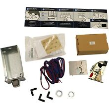 Crossover WHLFP817 AL Accessory Kit   OPL Plate   Coin box for Washers