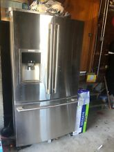 Electrolux French Door Refrigerator W Ice Maker