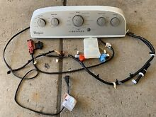 Whirlpool Washer WTW5000DW0 Parts Lot