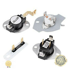 Thermostat Dryer Thermal for Whirl pool Ken more 3387134 3392519 3977767 3977393