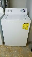 GE clothes washer  WJSR2070B9WW