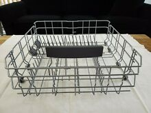 Bosch 800 Series Dishwasher Lower Rack and Silverware Basket  EUC SHE68T52UC 02