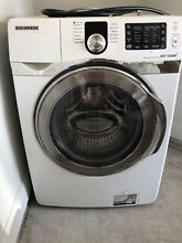 Local North TX Pickup ONLY  Samsung Front Load Washing Machine   White