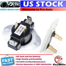 3387134   3392519 FOR WHIRLPOOL KENMORE SEARS DRYER THERMOSTAT   BLOWER FUSE KIT