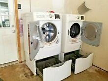 Maytag Front load Washer   Dryer