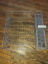 WHIRLPOOL DISHWASHER Bottom LOWER RACK W10728159 8519680 w  BASKET WPW10473836