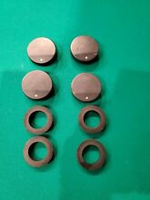 Jenn Air Expressions Knob Set 71002372 Gas with grommets
