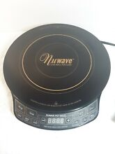 Nuwave Pic Gold Precision Induction Portable Cooktop Model 30201 AR 1500W