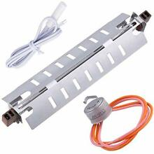 WR51X10055 Refrigerator Defrost Heater Kit WR55X10025 WR50X10068 for GE