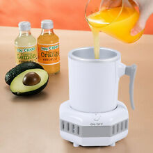 Electric Instant Cooling Cup 15 Minutes Countertop Chiller Small Cooling Kettle