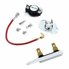 AMI PARTS Dryer Replacement Part Kit 3392519 Thermal Fuse   279816 Thermostat