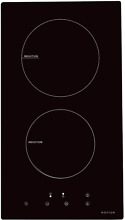 NOXTON Induction Cooktop  Built in 2 Burners Electric Stove Top Hob with Touch C