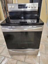 FRIGIDAIRE  electric Range Stainless Steel FGEF3036TFC