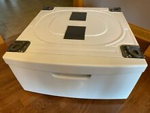 Washer Dryer Pedestal  will fit any standard 27 inch washer or dryer
