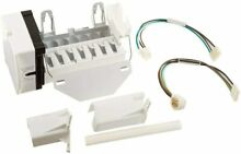 Edgewater Parts WR30X10087 WR30X10093 AP6995252 Ice Maker for GE Refrigerator