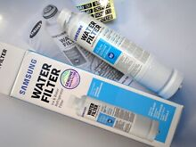 Samsung refrigerator water filter replacement for Model HAF CIN XME