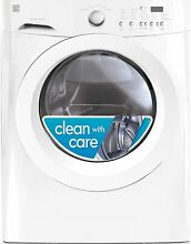 3 9 Cu  Ft  Front Load Washer   White