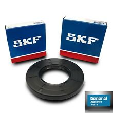 QUALITY SKF FRONT LOAD KENMORE WASHER TUB BEARING AND SEAL KIT W10772617