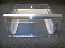 AJP73374608 WHIRLPOOL KENMORE REFRIGERATOR RIGHT SIDE CRISPER DRAWER