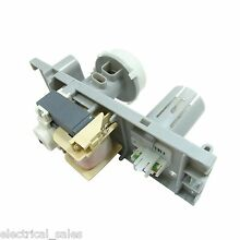 BOSCH SIEMENS TUMBLE DRYER WATER DRAIN PUMP 497217 GENUINE PART