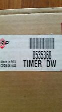 8535368   3376032 WHIRLPOOL DISHWASHER TIMER  NEW PART