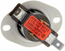 WE4M216   Thermostat for General Electric Dryer