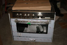Verona VEFSEE 365 36  Electric Range 5 Elements Convection Oven Stainless AS IS