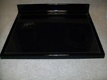74009193 Maytag Range Oven Maintop Assembly Cooktop Black