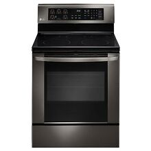 LG 6 3 cu  ft  Single Oven Electric Range with EasyClean NEW