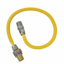 Natural Propane Gas Appliance Range Stove Line Connector Fitting Hose Tool Valve