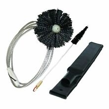 Dryer Lint Removal Kit 10 feet Duct Vent Brush Cleaner Remover Tool Accessory